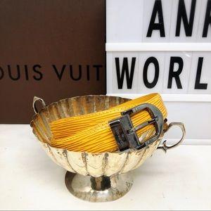 Louis Vuitton Ceinture Classic Epi leather Belt